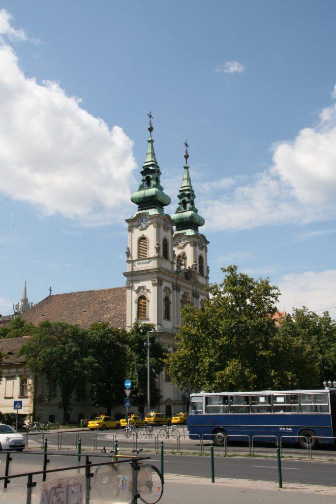 Batthyány tér (Fotó Arold Péter)