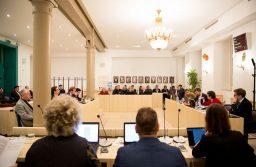 December 12-én évzáró  ülést tartott a Budavári Önkormányzat