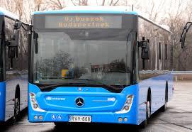 Vírusszűrő buszok  Budapesten